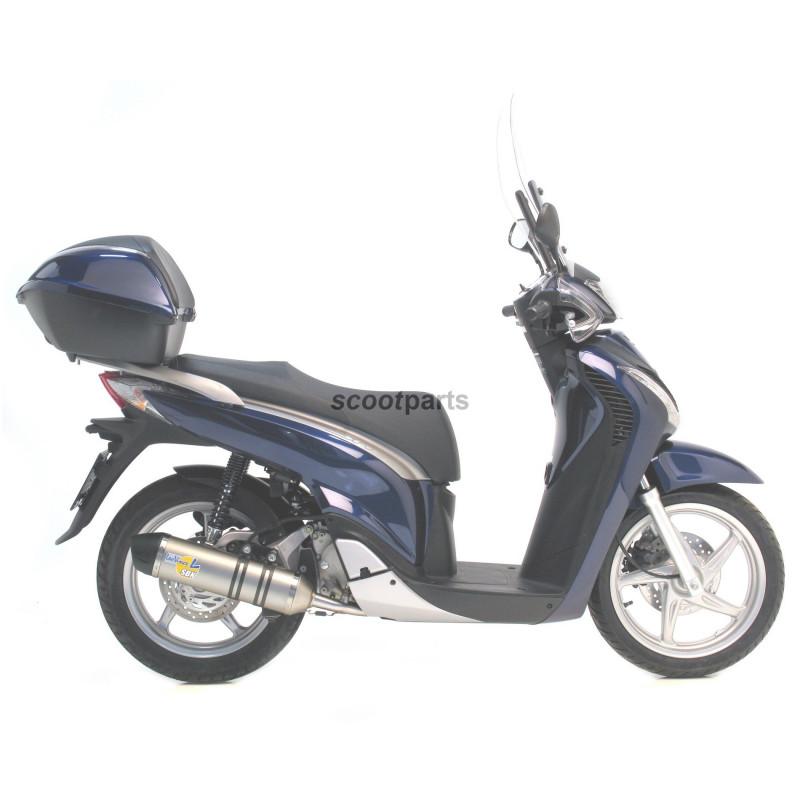 Uitlaat Leovince Honda SH125i PS150i SH150i