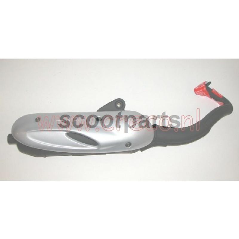 Uitlaat Piaggio NRG, MC3, GP1, Diesis, Zip 2000 alleen voor LC modellen Gilera Runner 2005-2006 Sito