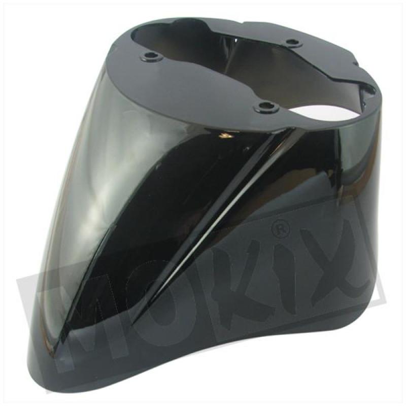 Voor spatbord Piaggio Zip SP metallic zwart