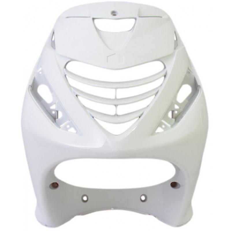 Voorfront Gilera - Puch - Piaggio Zip-SP 2000 wit