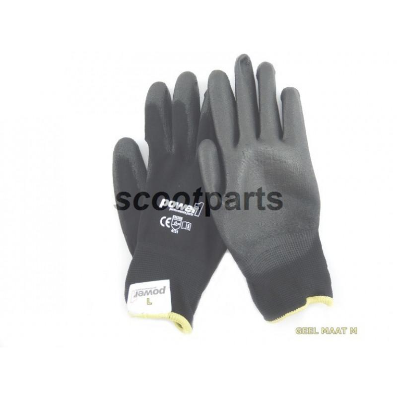 Werkplaats handschoen Power1 L