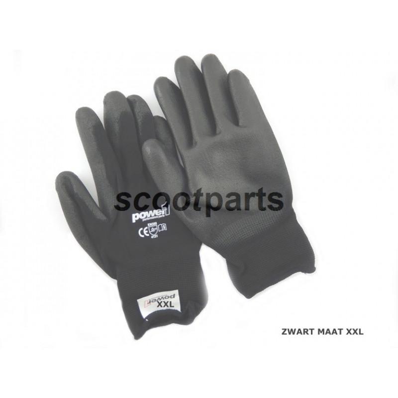 Werkplaats handschoen Power1  XXL