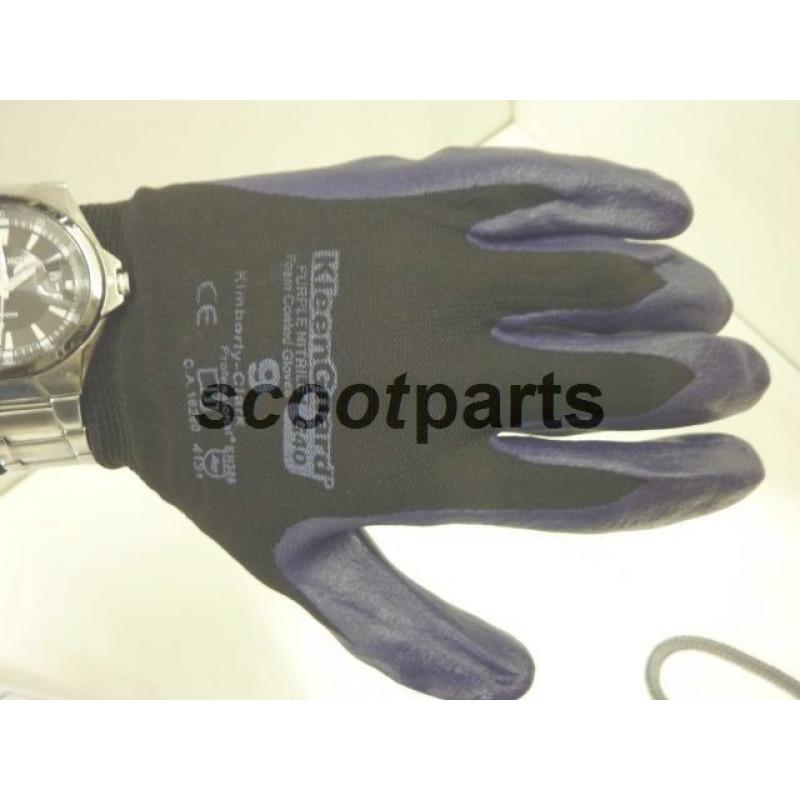 Werkplaats handschoen XL