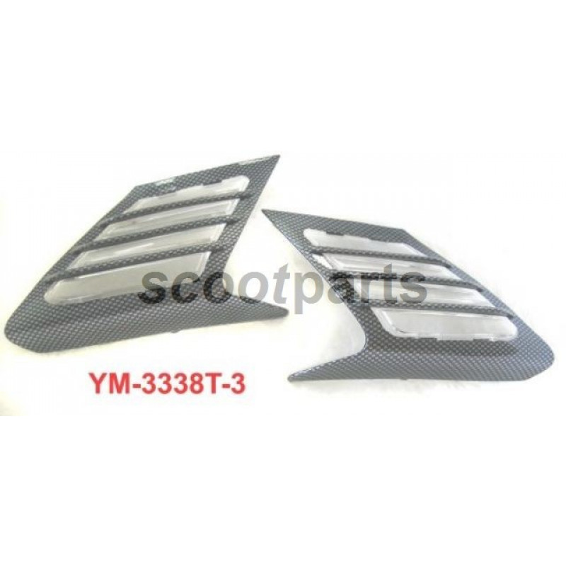 Windhapperset SR50R factory carbon