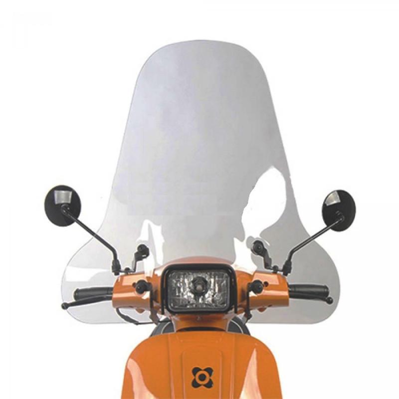 Windscherm met montageset  AGM VX50S met bevestigingsset smok