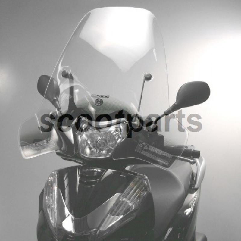 Windscherm Honda Vision 50cc 110cc  hoote 55cm Biondi