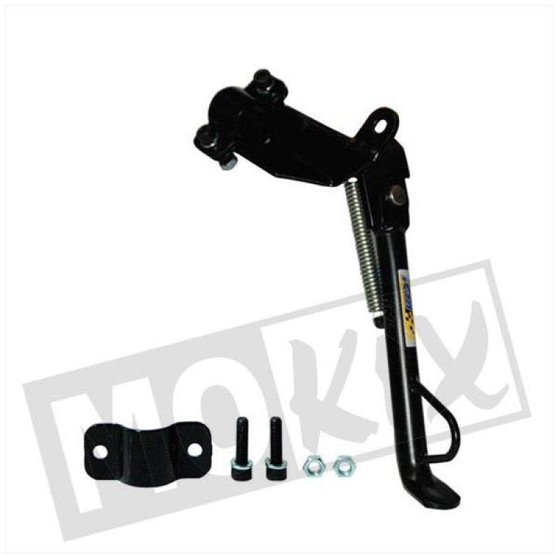 Jiffy - zijstandaard Honda SCOOPY SH 125cc zwart IGM