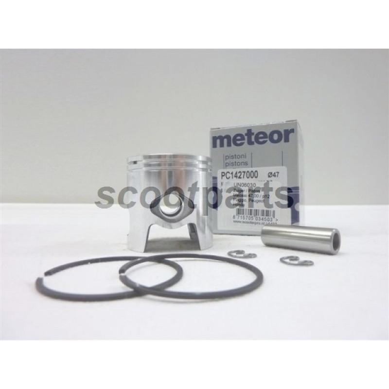 Zuiger Meteor Malossi Sport (gietijzer Cilinder) 70cc