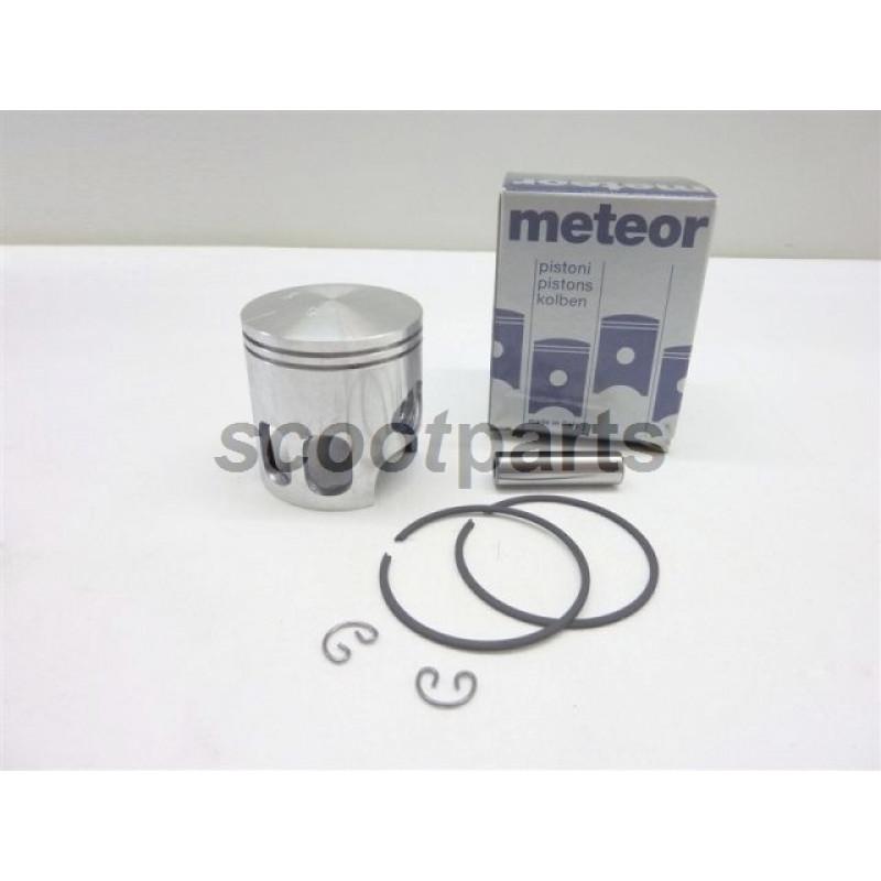 Zuiger Meteor Polini voor gietijzeren Cilinder 70cc