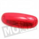 Achterlicht glas Vespa ET4 ET2 rood