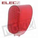 Achterlicht glas Puch MV50, MS50 Elec
