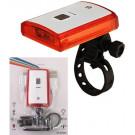 Achterlicht Marwi UN-110 3 x Super-led rood