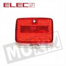 Achterlicht Puch Maxi klein model rood compleet
