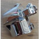 Aanbieding: Achterzijde Stuurschakelaar - startknop Rechts Yamaha Aerox t/m Bouwjaar 2012 Chroom