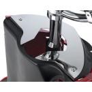 Afdekkap Downhill Stuur Aprilia SR 1997-2005 aluminium-polish