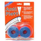 Anti-plat blauw 31mm
