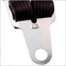 Snelbinder - Triobinder Widek asbinder rubber met vaste asklem - zwart