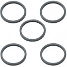 Balhoofd spacer set 1-1/8-carbon 3mm""