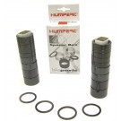 "Ahead Spacer set 1-1/8""-zwart  20 delig"