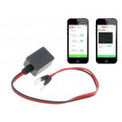 Accu Monitor Bluetooth voor de Smartphone & Tablet (iOS, Android)'