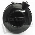 Benzinetank Solex zwart