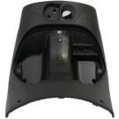 Binnenbeenscherm Piaggio Zip  2T/4T zwart