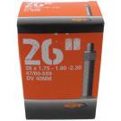 """Binnenband CST DV40mm - 26 x 1.50-2.50"""" - 40/62-559 mm (Fiets)"""