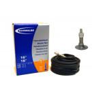 """Binnenband Schwalbe DV4 16-18"""" / 28/37-340/355 - 32mm ventiel (Fiets)"""