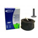 """Binnenband Schwalbe AV7 20"""" / 40/62-406 - 40mm ventiel (Fiets)"""