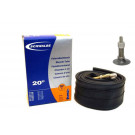 """Binnenband Schwalbe DV7 20"""" / 40/62-406 - 40mm ventiel (Fiets)"""