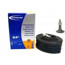 """Binnenband Schwalbe DV9 24"""" / 28/47-507/541 - 32mm ventiel (Fiets)"""