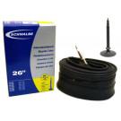 "Binnenband Schwalbe SV13+ 26"" / 40/62-559 - 60mm ventiel (Fiets)"