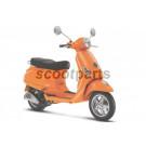 BinnenKappenset - Plaatset - Plaatset Vespa LX 938/A oranje