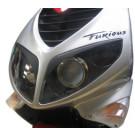 Booskijker Peugeot Speedfight zwart Optic Parts