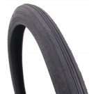 Buitenband 19-1.3/4  inch 2 stuks Hutchinson Solex zwart (Bromfiets)