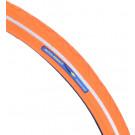 Buitenband 40-622 / 28 x 1 3/8   inch oranje Reflex No-Puncture, Dutch Perfect (Fiets)