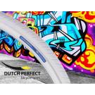 Buitenband 40-622 / 28 x 1 3/8   inch wit Reflex No-Puncture, Dutch Perfect (Fiets)