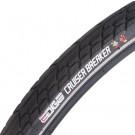 Buitenband 40-622 / 28 x 1 3/8  Reflex Cruiser Breaker zwart, Edge (Fiets)