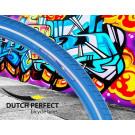 Buitenband 40-622 / 28  x 1 3/8 inch blauwe Reflex  No-Puncture, Dutch Perfect (Fiets)
