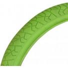 "Buitenband Freestyle groen Deli Tyre 20"" / 54-406(20*1.95) (Fiets)"
