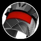 """Buitenband Impac Streetpac Puncture Protection 28x1.60 / 42-622 mm - zwart met reflectie"""""""