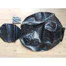Aanbieding: Buddy dek - zadelhoes kort zadel met Kymco Agility special edition met handvathoesjes