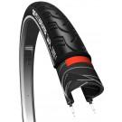 "Buitenband CST Breaker anti-lek + reflectie 28 x 1-5/8 x 1-3/8"" / 37-622 mm (Fiets)"