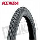 Buitenband 17 - 225 K201 4pr  Kenda (Bromfiets)