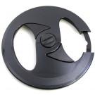 Chain disk Polisport tot 42 tanden, zwart