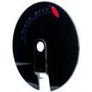Kettingkast - Kettingscherm AxA Chain Disc 42-50T - zwart (winkelverpakking)