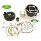 Cilinder kit Minarelli  AM3,4,5,6 49,00mm E1 Black Trophy Top Performances
