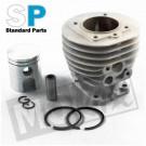 Cilinder Solex 50cc 40.0mm pen 12 compleet Standard Parts