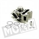 Cilinder Minarelli 50cc 4 Takt LC compleet