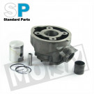 Cilinder Minarelli AM6 E1, E2 50cc 40.30mm Standard Parts